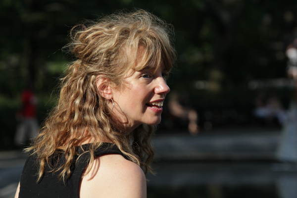 Jill Lorie Hurst. Photograph by Donna D. Pool, July 2012.